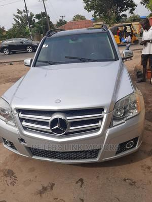 Mercedes-Benz GLK-Class 2010 350 4MATIC Silver | Cars for sale in Lagos State, Agege