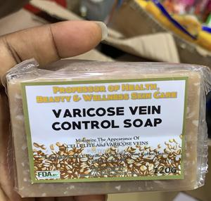 Varicose Veins Control Soap   Skin Care for sale in Lagos State, Alimosho