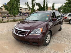 Honda Odyssey 2008 EX-L Red | Cars for sale in Lagos State, Isolo