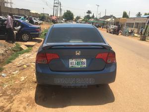 Honda Civic 2007 Blue   Cars for sale in Kaduna State, Kaduna / Kaduna State