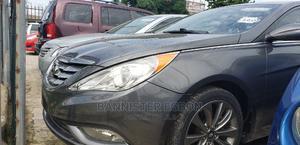 Hyundai Sonata 2011 Gray | Cars for sale in Lagos State, Lekki