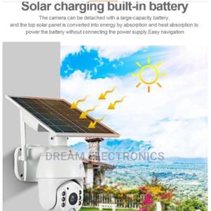 Wifi Solar Ptz Camera | Security & Surveillance for sale in Lagos State, Lekki