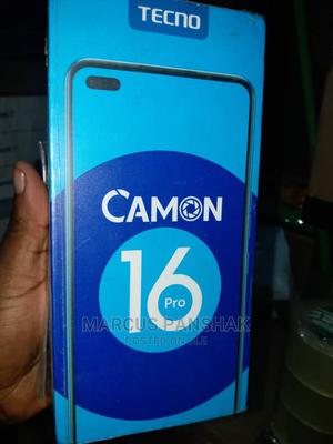 New Tecno Camon 16 Pro 128 GB Blue | Mobile Phones for sale in Lagos State, Ikeja