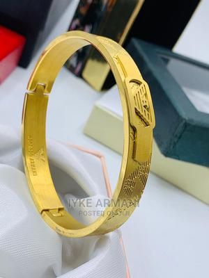 Giorgio Armani Chain Bracelet | Jewelry for sale in Lagos State, Lagos Island (Eko)