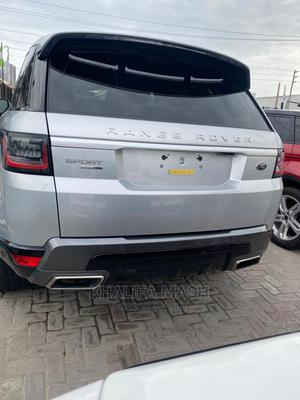 Land Rover Range Rover Sport 2018 HSE Dynamic Silver | Cars for sale in Lagos State, Lekki