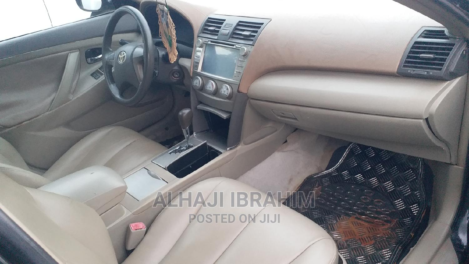 Toyota Camry 2010 Black | Cars for sale in Central Business District, Abuja (FCT) State, Nigeria