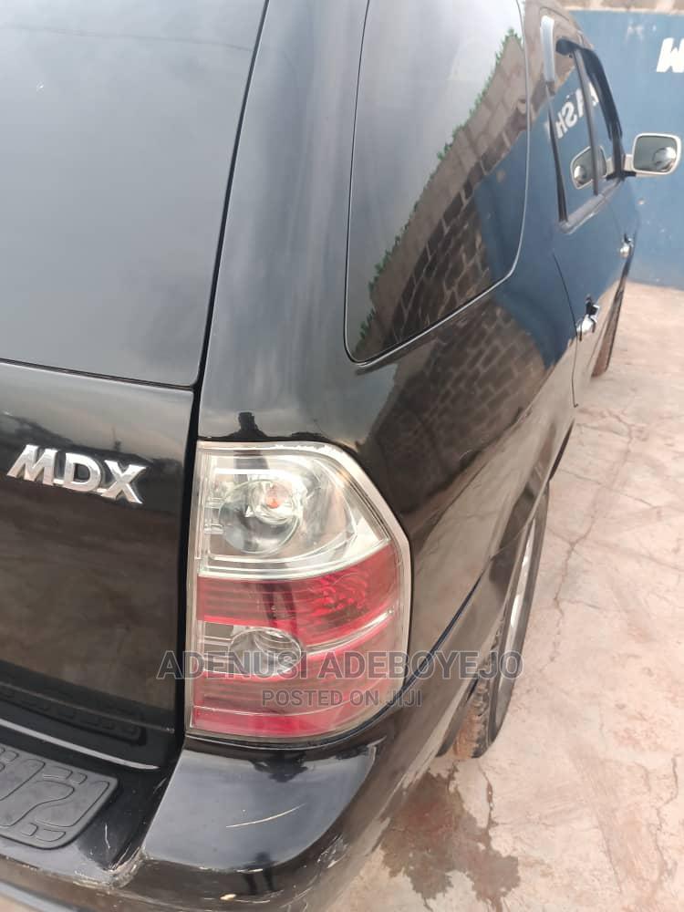 Archive: Acura MDX 2006 Black
