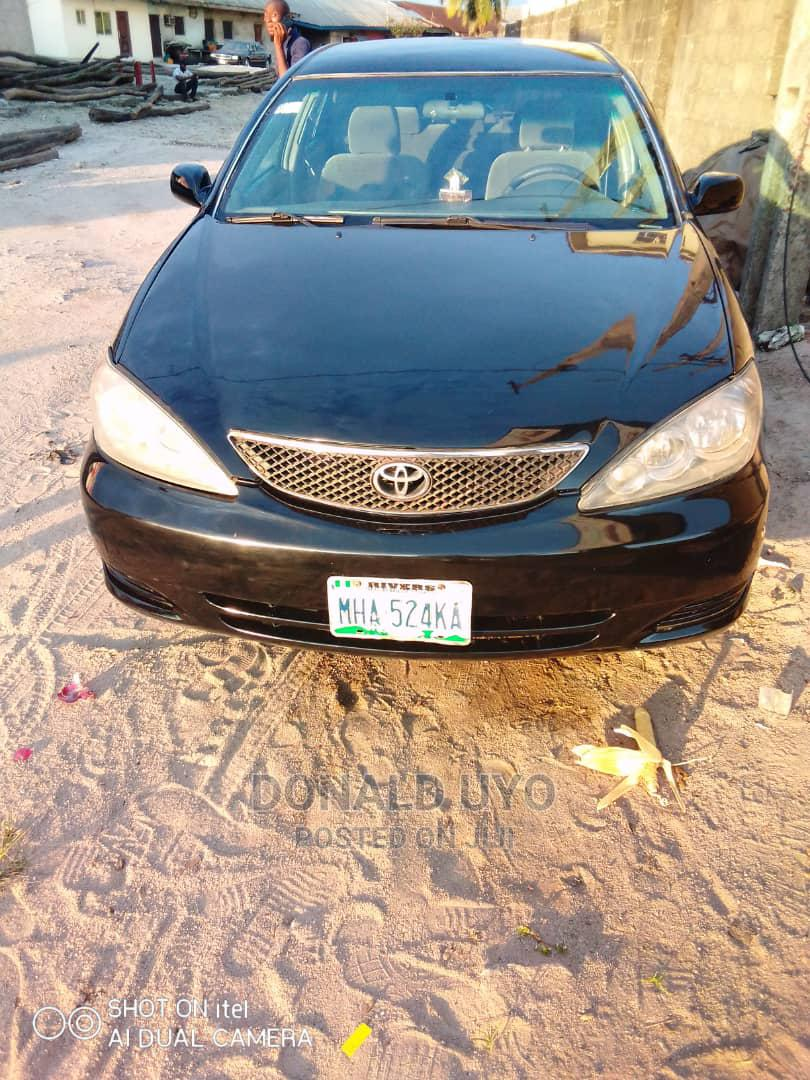 Toyota Camry 2005 Black | Cars for sale in Port-Harcourt, Rivers State, Nigeria
