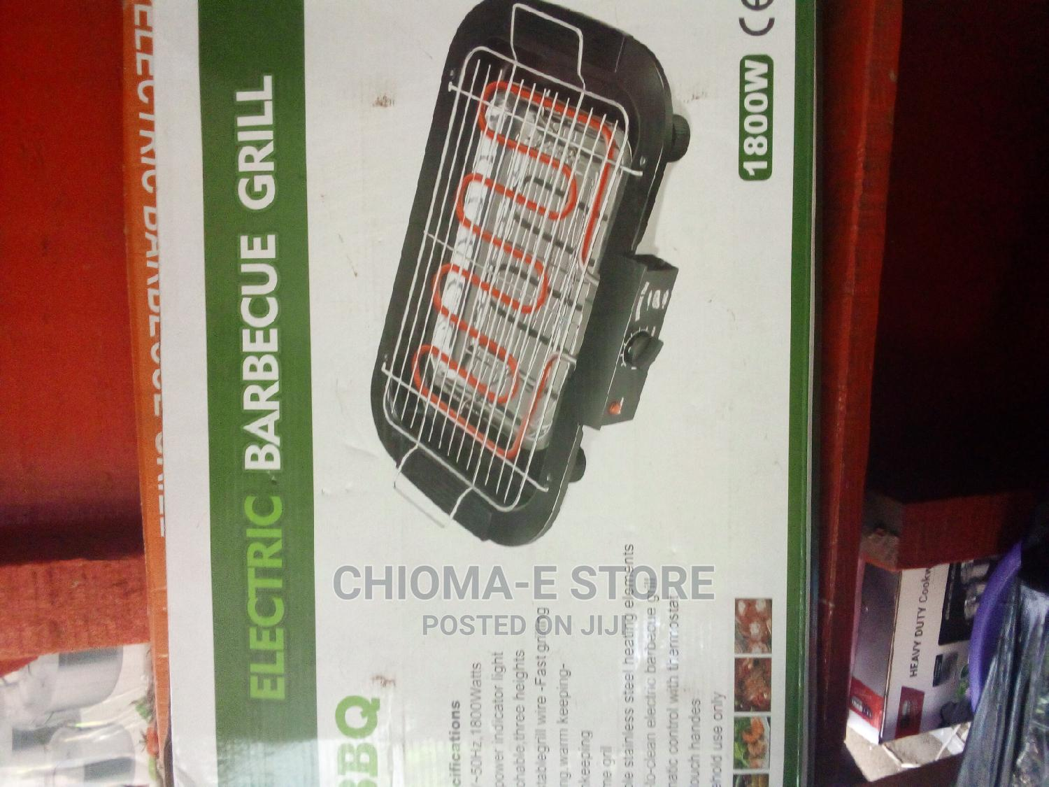 Electric Barbecue Grill | Camping Gear for sale in Lagos Island (Eko), Lagos State, Nigeria