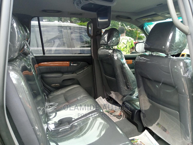 Archive: Lexus GX 2007 470 Black
