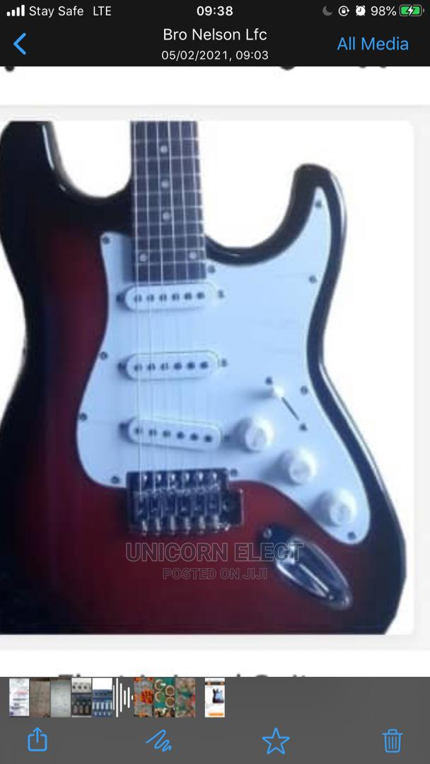Professional Electric Lead Guitar | Musical Instruments & Gear for sale in Victoria Island, Lagos State, Nigeria