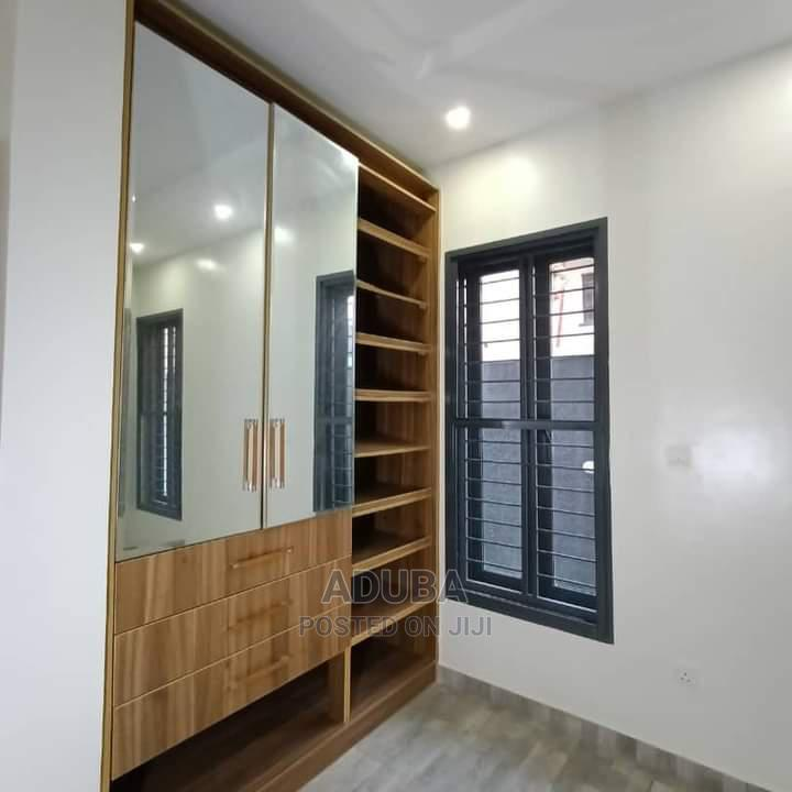 War Wardrobe With Glass With 3 Face Wardrobe