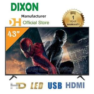 LG 43-Inch Full Hd Led Tv ++ 1 Year Warranty   TV & DVD Equipment for sale in Lagos State, Ogba