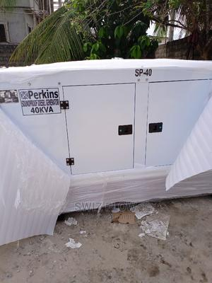 40kva Perkins Soundproof Diesel Generator | Electrical Equipment for sale in Sokoto State, Sokoto South