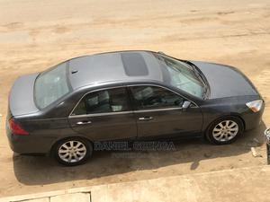 Honda Accord 2006 Sedan EX Automatic Gray | Cars for sale in Lagos State, Ikorodu