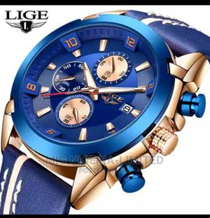 Lige Wrist Watch Top Brand Luxury Mechanical Watch   Watches for sale in Lagos State, Surulere