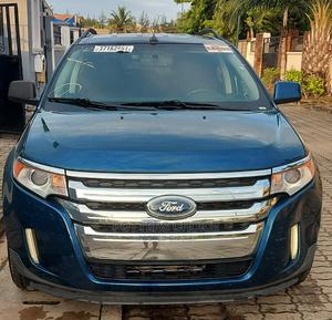 Ford Edge 2011 Blue   Cars for sale in Lagos State, Ajah