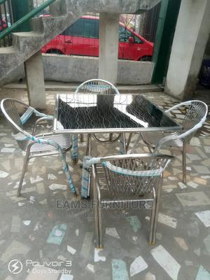 In and Outdoor Chair Table | Furniture for sale in Lagos State, Isolo