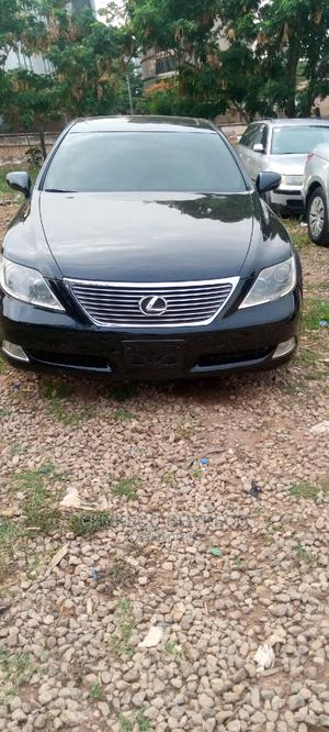 Lexus LS 2010 460 Black | Cars for sale in Abuja (FCT) State, Central Business Dis