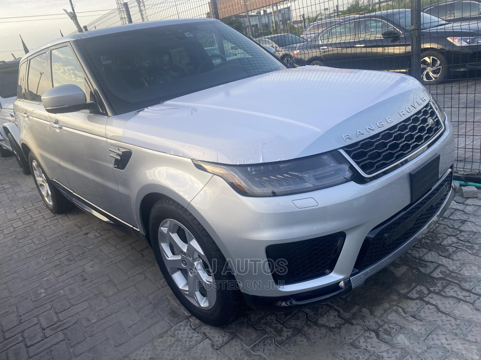 Land Rover Range Rover Sport 2018 HSE Silver | Cars for sale in Lekki, Lagos State, Nigeria