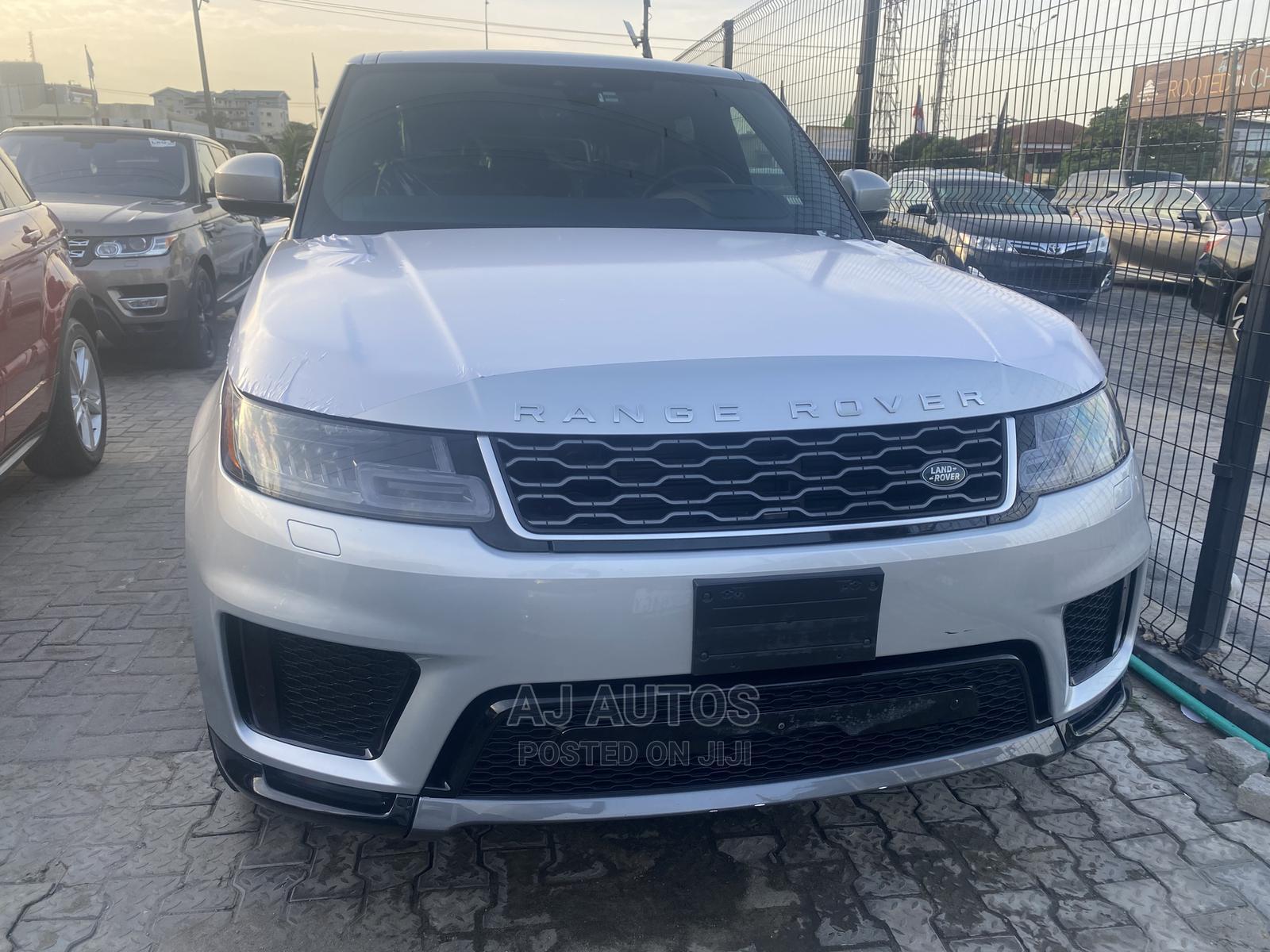 Land Rover Range Rover Sport 2018 HSE Silver