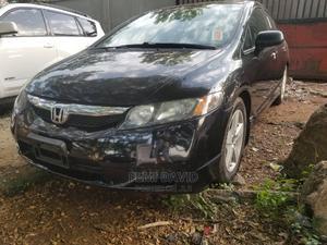 Honda Civic 2009 Black   Cars for sale in Lagos State, Magodo