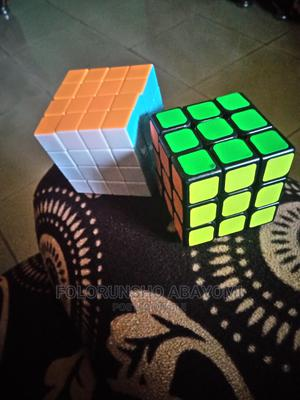 Rubik's Cube 3x3 and 4x4   Toys for sale in Osun State, Osogbo