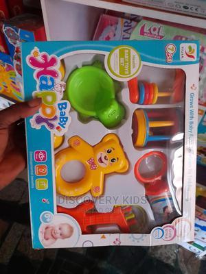 Happy Baby Rattles | Toys for sale in Lagos State, Lagos Island (Eko)