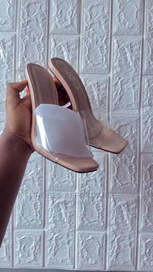 Elegant Female Heel Slippers | Shoes for sale in Lagos State, Ojodu
