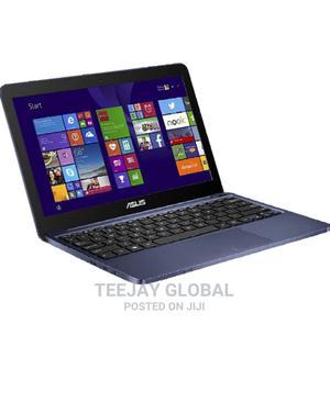 Laptop Asus EeeBook X205TA 2GB Intel Core 2 Quad 32GB   Laptops & Computers for sale in Lagos State, Ikeja