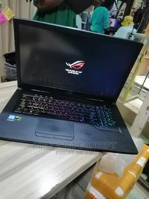 Laptop Asus ROG Strix GL703 16GB Intel Core I7 SSHD (Hybrid) 1T | Laptops & Computers for sale in Abuja (FCT) State, Wuse