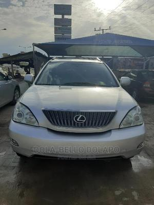 Lexus RX 2010 350 Silver | Cars for sale in Lagos State, Ajah