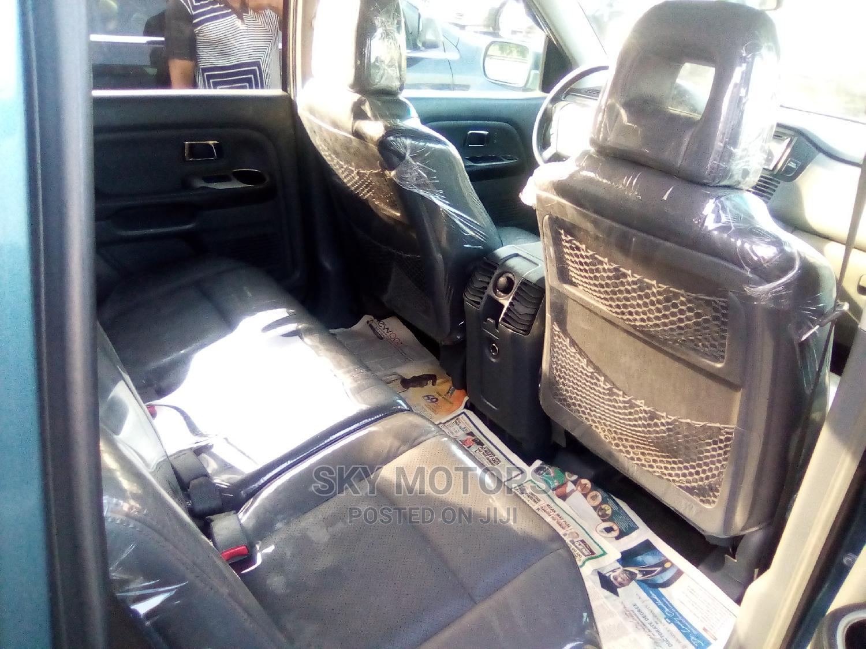 Archive: Honda Pilot 2005 EX 4x4 (3.5L 6cyl 5A) Blue