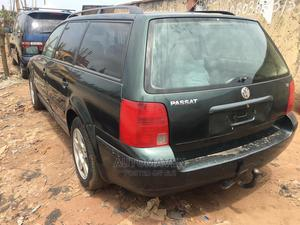 Volkswagen Passat 2002 1.8 Automatic Green   Cars for sale in Lagos State, Ejigbo