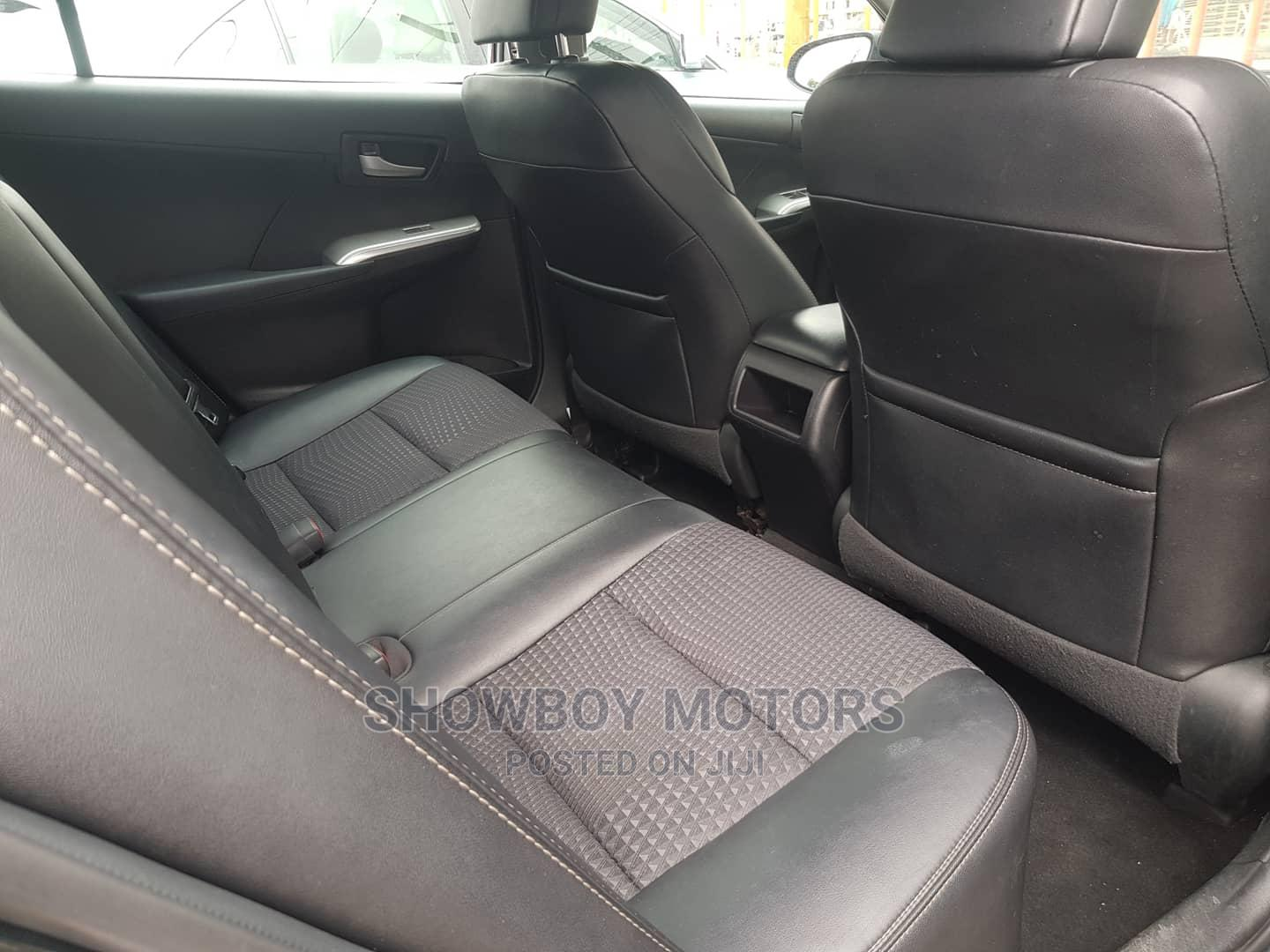 Toyota Camry 2012 Black | Cars for sale in Akure, Ondo State, Nigeria