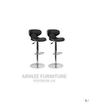 Strong Barstool Black | Furniture for sale in Lagos State, Lekki