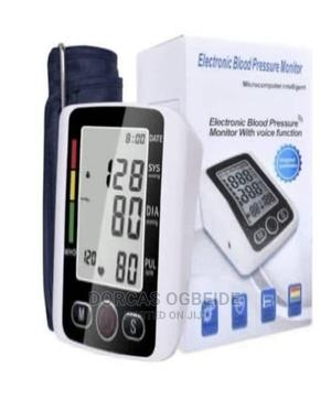 Electronic Blood Pressure Monitor | Medical Supplies & Equipment for sale in Lagos State, Lagos Island (Eko)