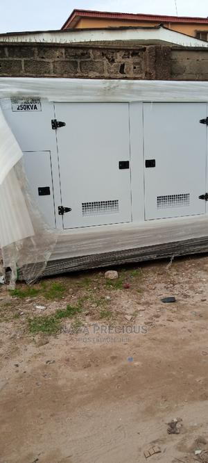 250KVA Perkins Soundproof Diesel Generator 100% Copper   Electrical Equipment for sale in Lagos State, Ojo