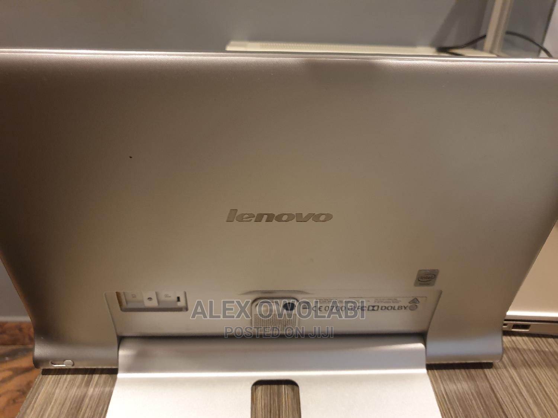 Lenovo Yoga Tablet 2 Pro 32 GB Silver