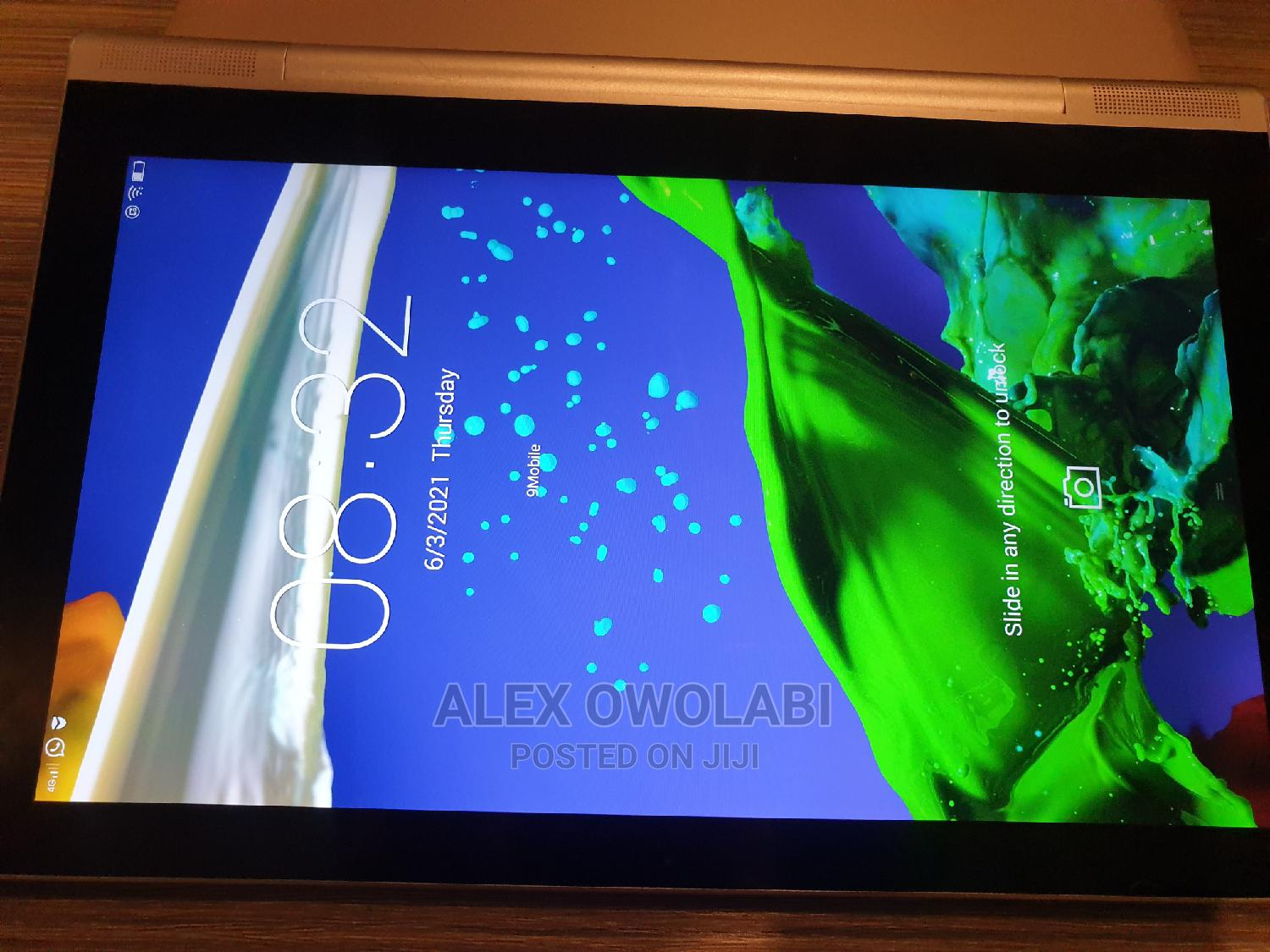 Lenovo Yoga Tablet 2 Pro 32 GB Silver | Tablets for sale in Ikeja, Lagos State, Nigeria