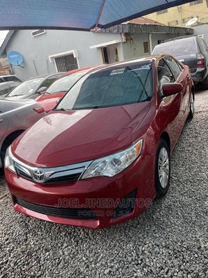 Toyota Camry 2012 Red | Cars for sale in Lagos State, Surulere