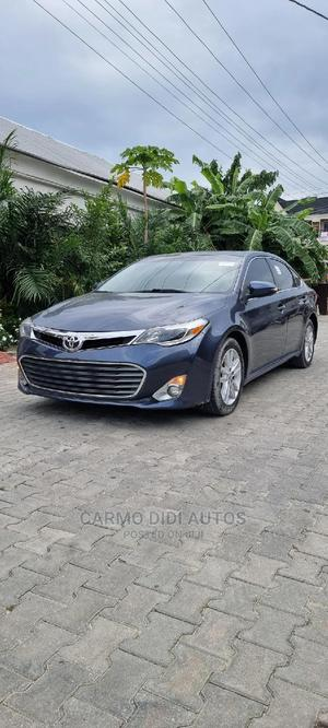 Toyota Avalon 2014 Blue | Cars for sale in Lagos State, Lekki
