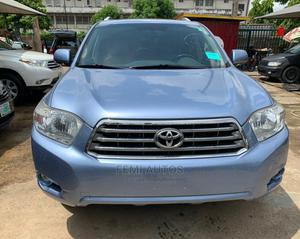Toyota Highlander 2010 Limited Blue   Cars for sale in Lagos State, Ikeja