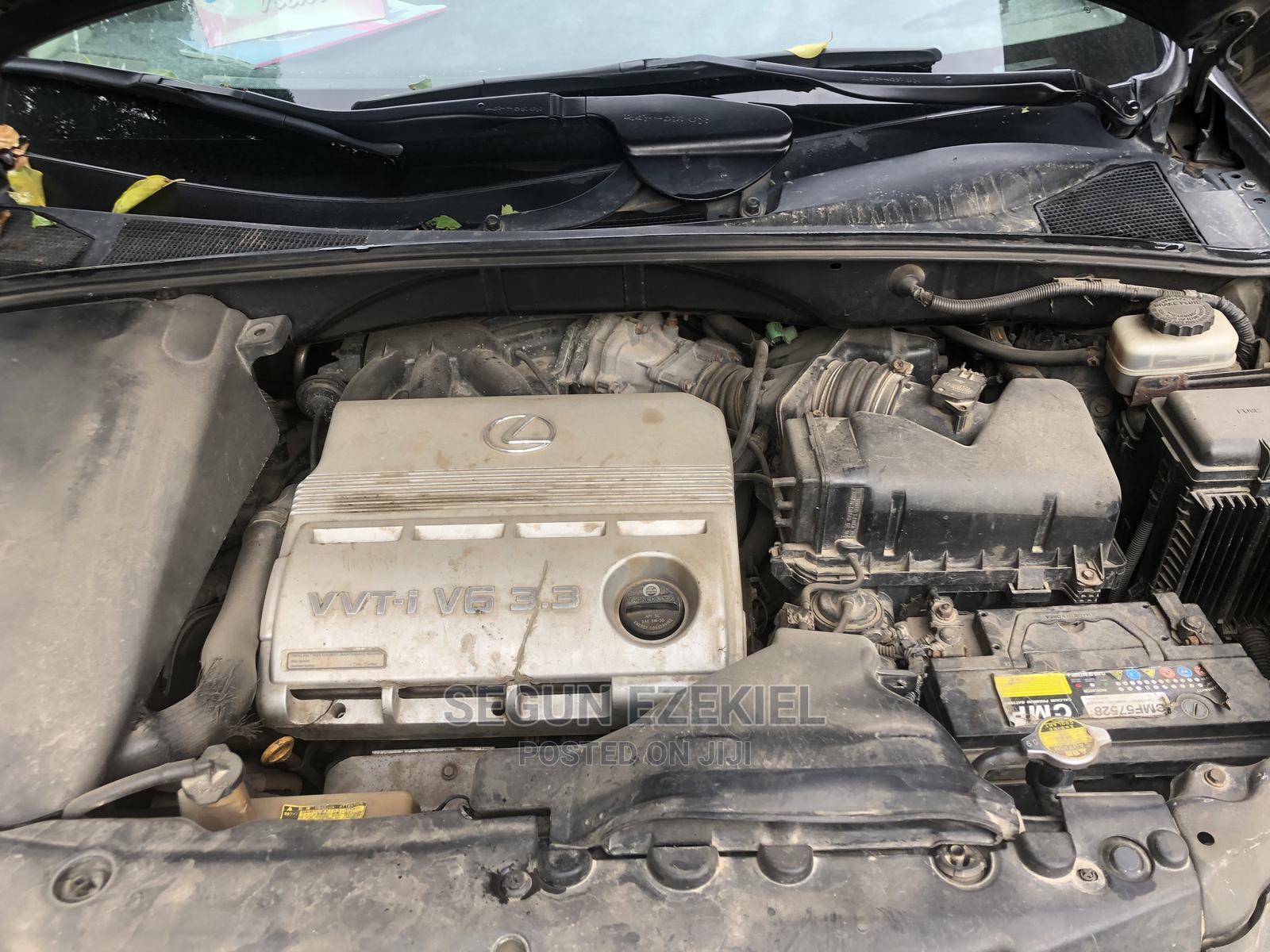 Archive: Lexus RX 2005 Blue
