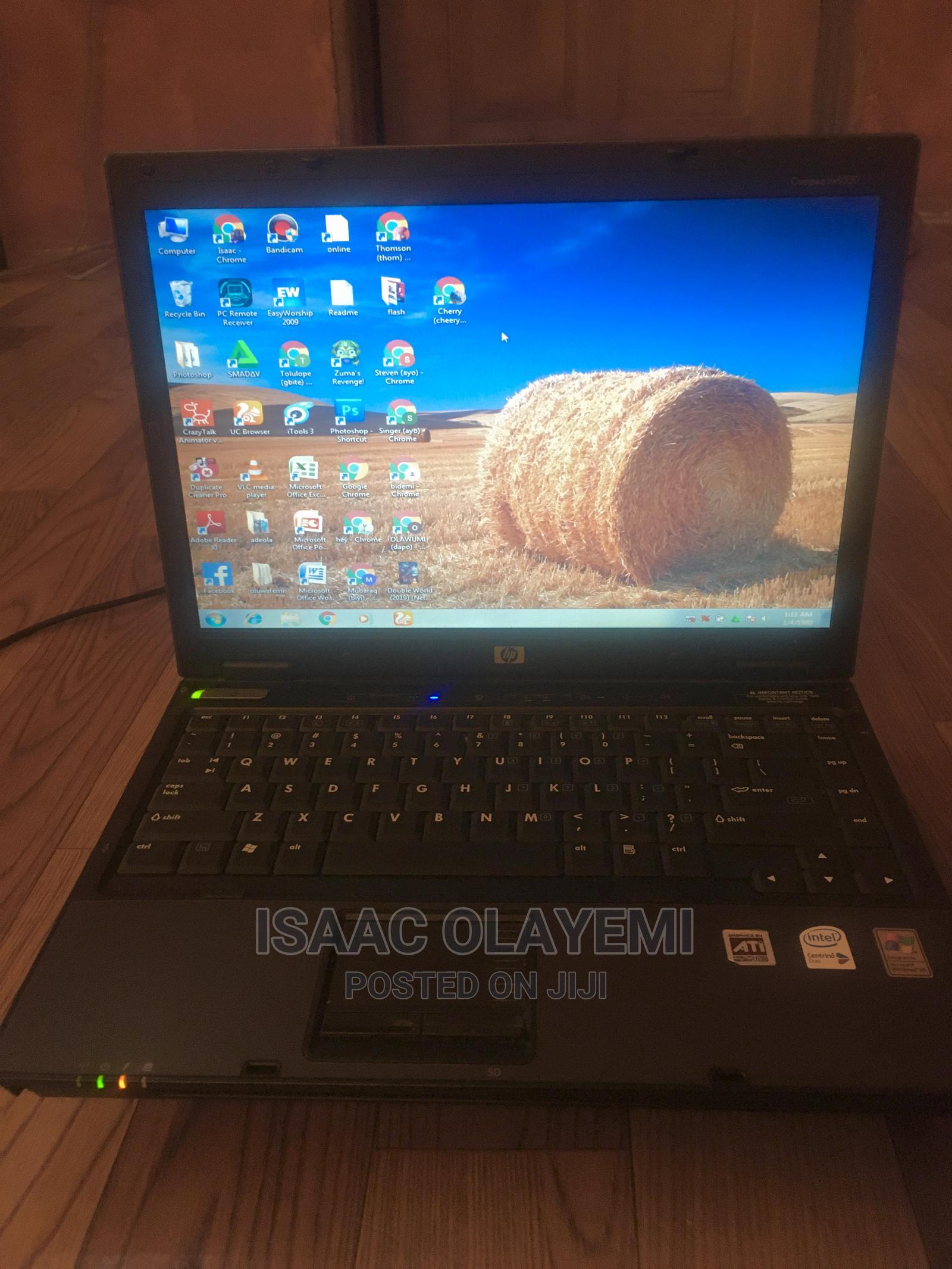 Archive: Laptop HP 3GB Intel Core I3 256GB