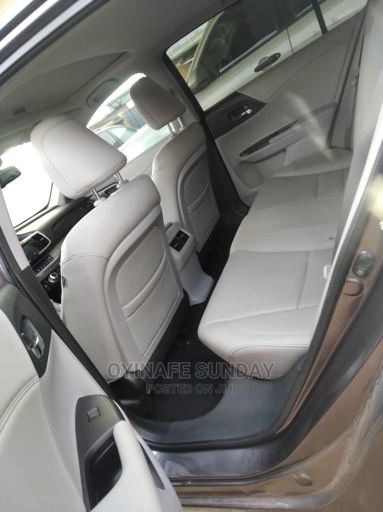 Honda Accord 2014 Gray | Cars for sale in Abule Egba, Lagos State, Nigeria