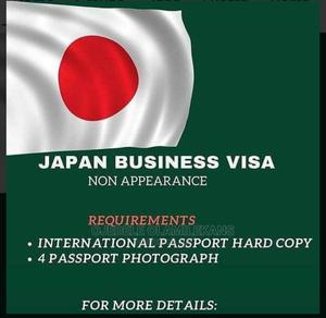 Japan Business Visa   Travel Agents & Tours for sale in Abuja (FCT) State, Asokoro