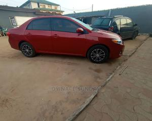 Toyota Corolla 2011 Red | Cars for sale in Lagos State, Abule Egba