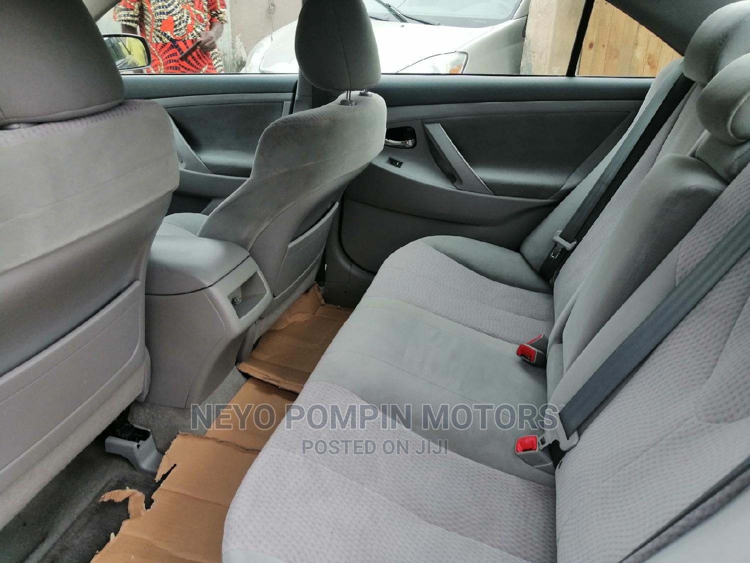 Archive: Toyota Camry 2011 Gray