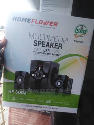 High Quality Multimedia Speaker With Usb Port   Audio & Music Equipment for sale in Lagos State, Amuwo-Odofin